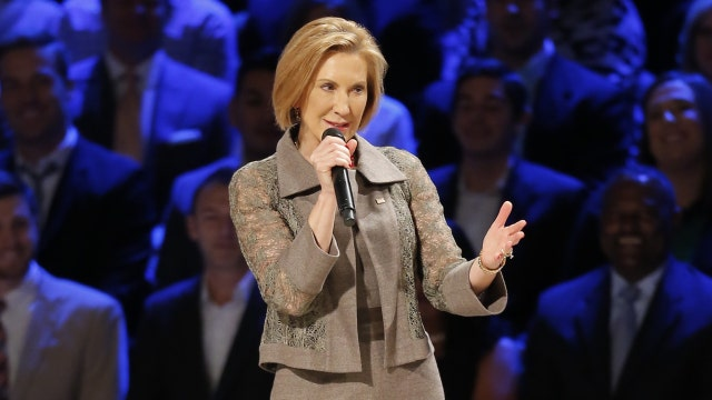 'The View' attacks Fiorina's 'demented' looks