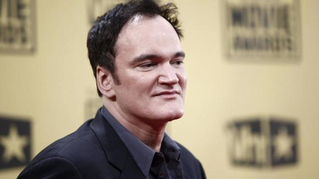 Greta: Uncomfortable at Tarantino Thanksgiving table