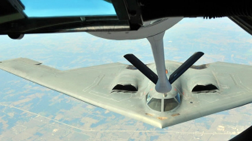 Tech Take: Allison Barrie on the new stealth bomber being created by Northrup Grumman