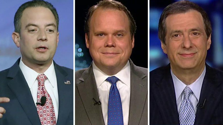 On 'The Kelly File,' Chris Stirewalt, Howard Kurtz weigh in on candidates revolting against RNC, media