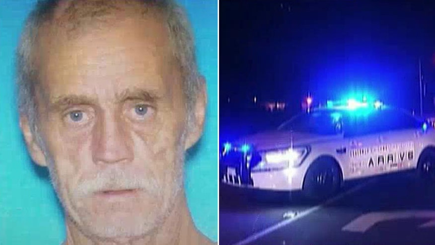 Floyd Ray Cook killed in shootout with police
