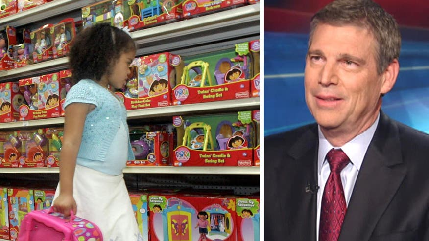 Dave Brandon discusses innovation ahead of holiday season