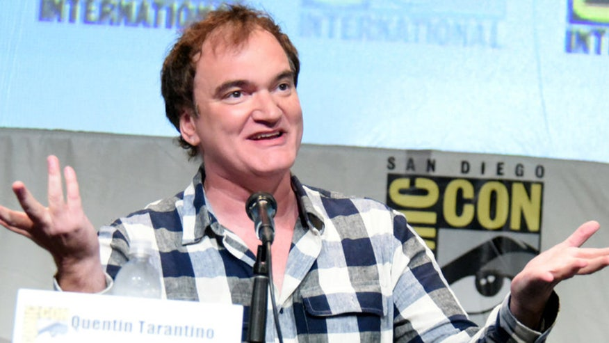 In the Zone: Tony Tarantino says son Quentin should apologize for comments, but says he'll still see 'The Hateful Eight'