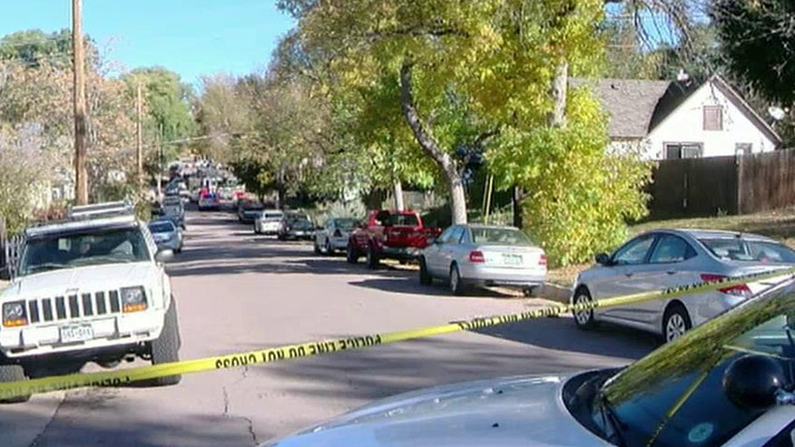 Series of shootings leaves 4 dead including suspect