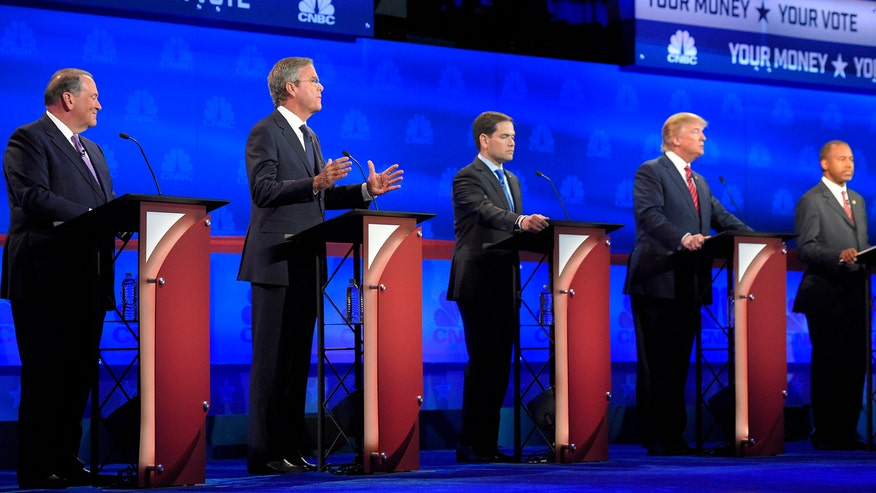 'Journal Editorial Report' reacts to Republican insiders shining on CNBC debate state
