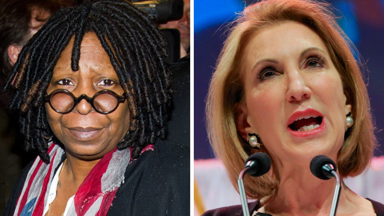 Can the ladies of The View handle a successful, poised, thoughtful conservative woman?