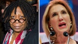 Co-host says 'The View' helped raise Fiorina's profile