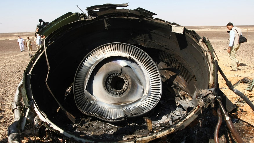 How investigators will determine what brought down plane in Egypt's Sinai Peninsula