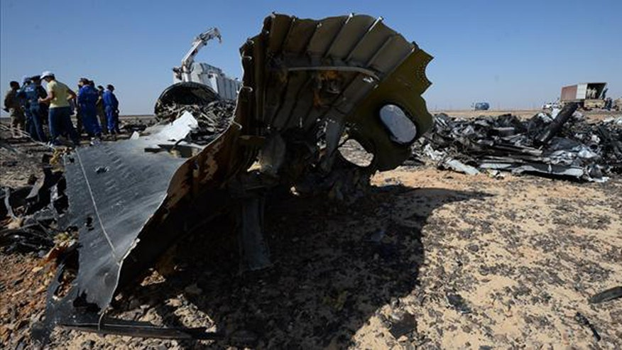 Sources: Evidence points to explosion, not mechanical malfunction, in Russian jetliner tragedy. An ISIS device is under strong consideration. 'On the Record' reports