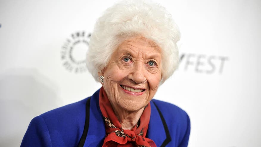 #ThrowbackThursday: Actress Charlotte Rae reflects on career in new memoir, 'The Facts of My Life'