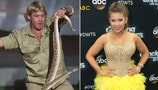 Bindi Irwin shares emotional message to boyfriend Chandler Powell
