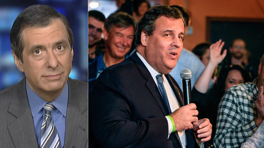 'Media Buzz' host reacts to Chris Christie's heartfelt comments about drug addiction
