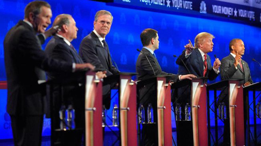 'On the Record' panel and former governor John Sununu look at who made the main stage for the next GOP debate and who didn't and whether anyone is close to ending their presidential campaign