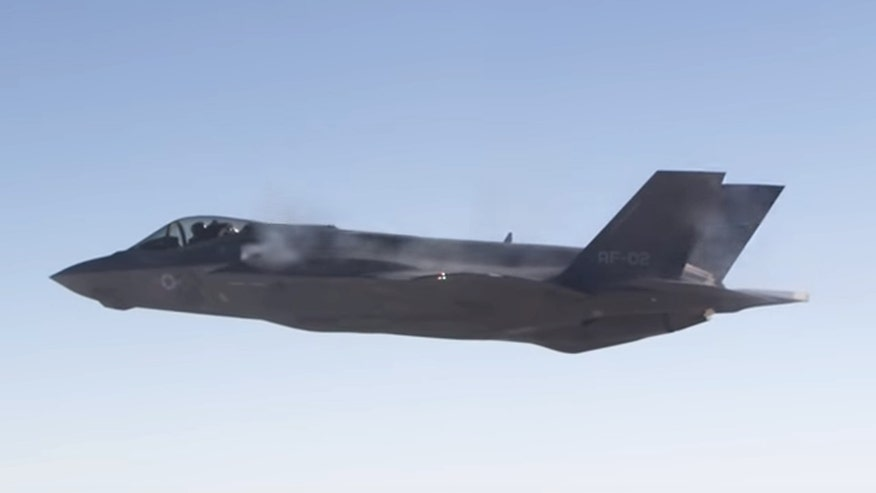 Raw video of first aerial gun test above the China Lake, California, test range