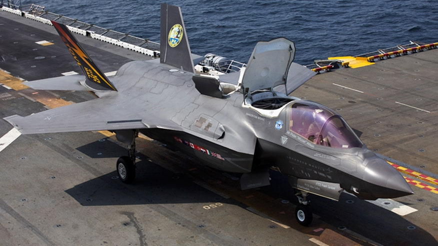 Tech Take: Allison Barrie discusses the new gatling gun being deployed on the F-35A Lightning II jet fighter