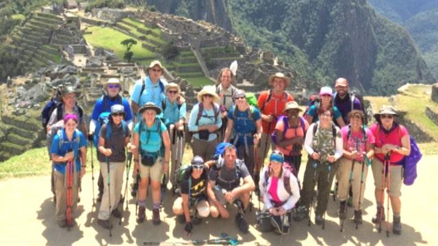 Jon Scott works with Compassion International in Peru