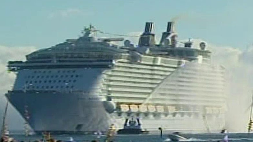 35-year-old jumps from Royal Caribbean's 'Oasis of the Seas' ship off the Bahamas