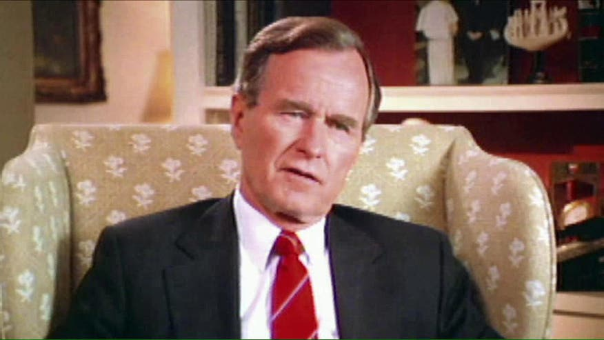 'Fox News Reporting' goes behind the scenes of the Bush 41's presidency