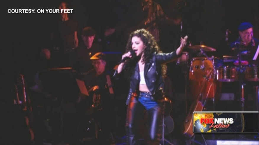 "The story of Emilio and Gloria Estefan ""On Your Feet!"" premiered on Broadway."