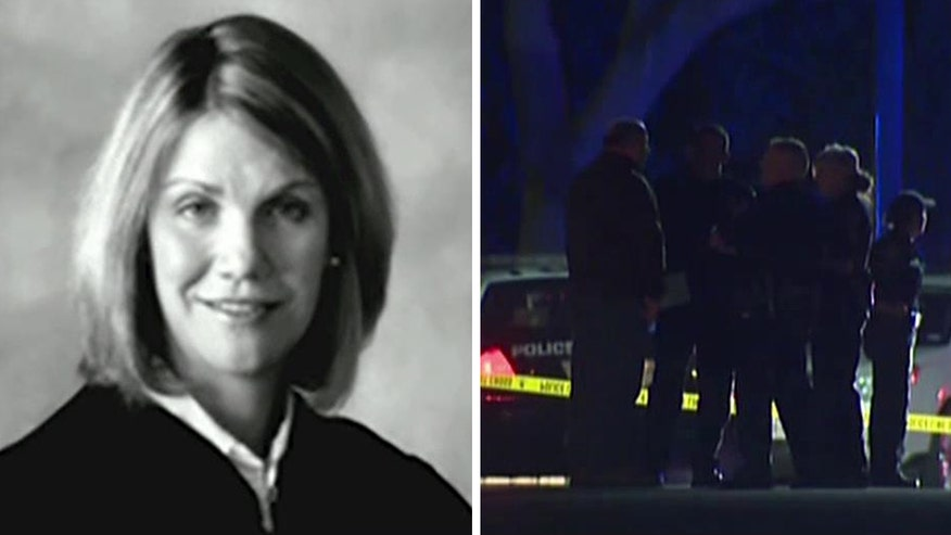 Judge Julie Kocurek is stable, police searching for possible suspects
