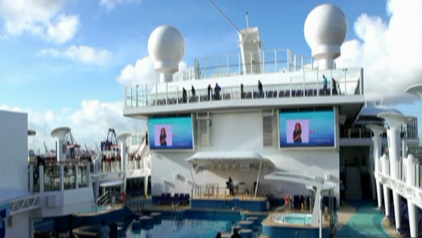 Fox Lifestyle: Norwegian Cruise Line's giant new ship boasts Aqua Park, brewery and snow room