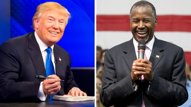 Political Insiders Part 1: Trump and Carson sticking around