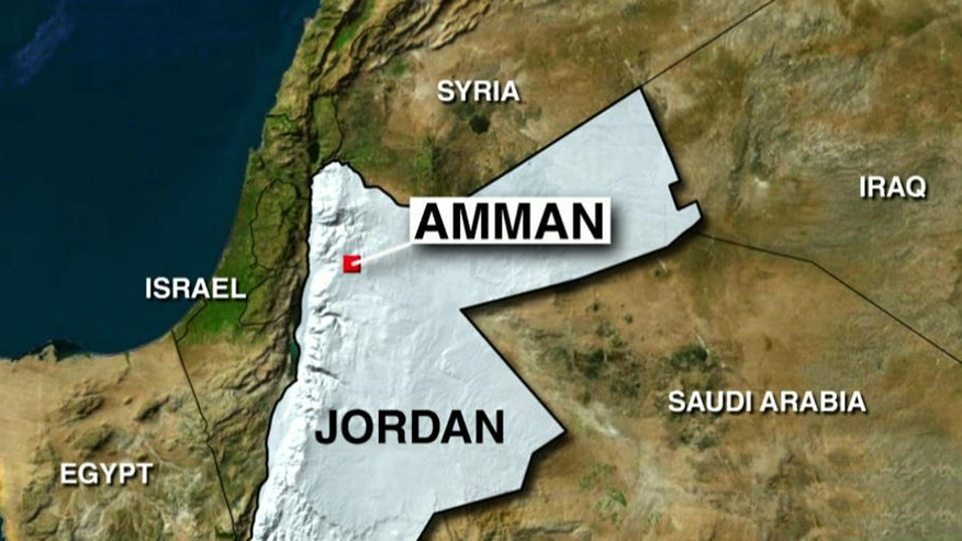 Two other Americans and four Jordanians were injured