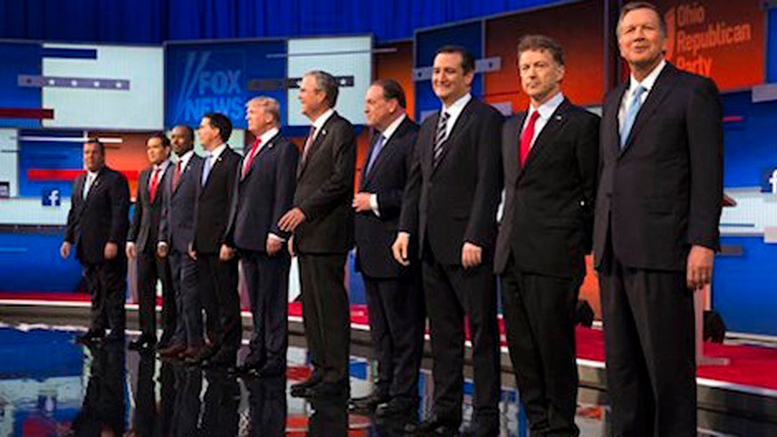 Republican presidential hopefuls set to sell their economic plans