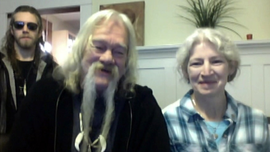 In The Zone: Billy and Ami Brown of Discovery's 'Alaskan Bush People' on dealing with a bear rampaging through their home and returning for a third season of their reality show