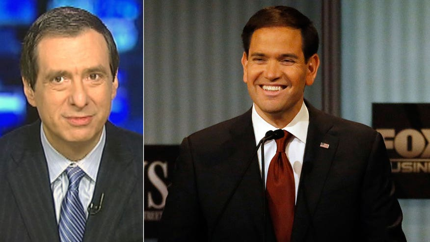 'Media Buzz' host reacts to Rubio's rise after fourth GOP debate