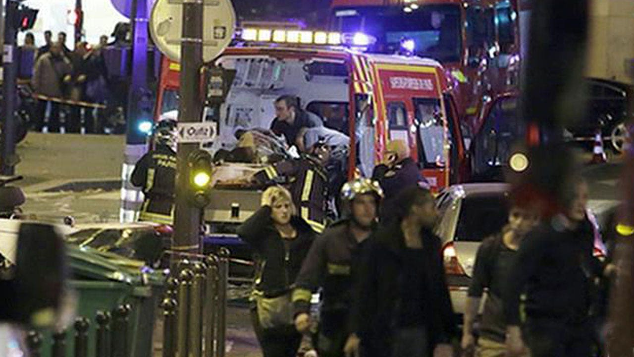 At least 180 reported injured, 80 critically in Paris terror attacks