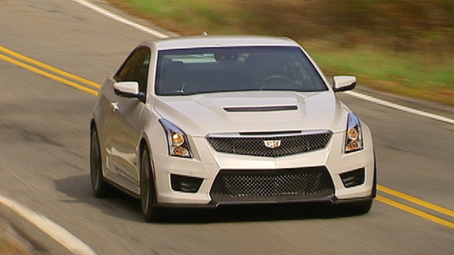 New Cadillac is wicked fast