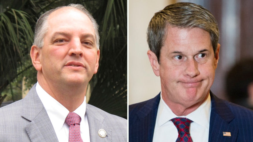 Strategy Room: Sen. David Vitter using his own decade-old prostitution scandal as redemption tale on campaign trail