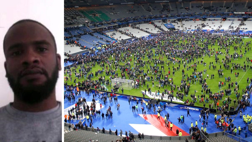 Paris performer recalls scene 50 meters from stadium following attacks