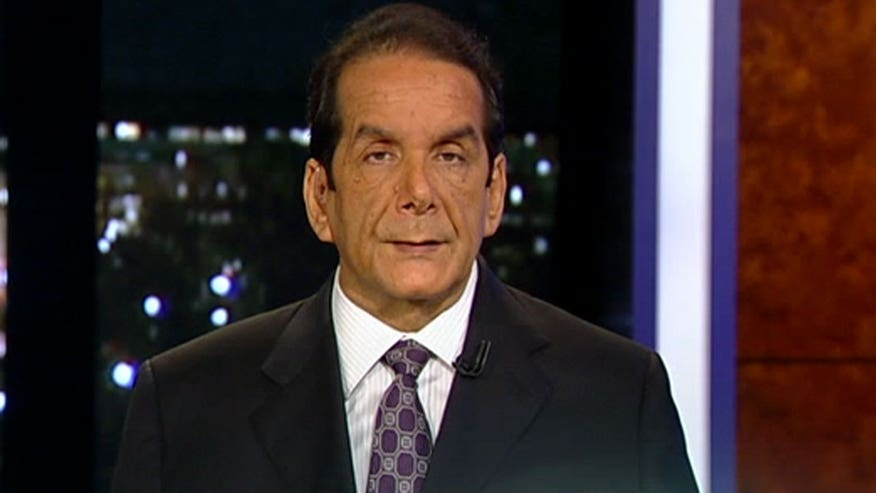 "Krauthammer said Obama's comments on ISIS Monday were ""flat"" and ""detached"""