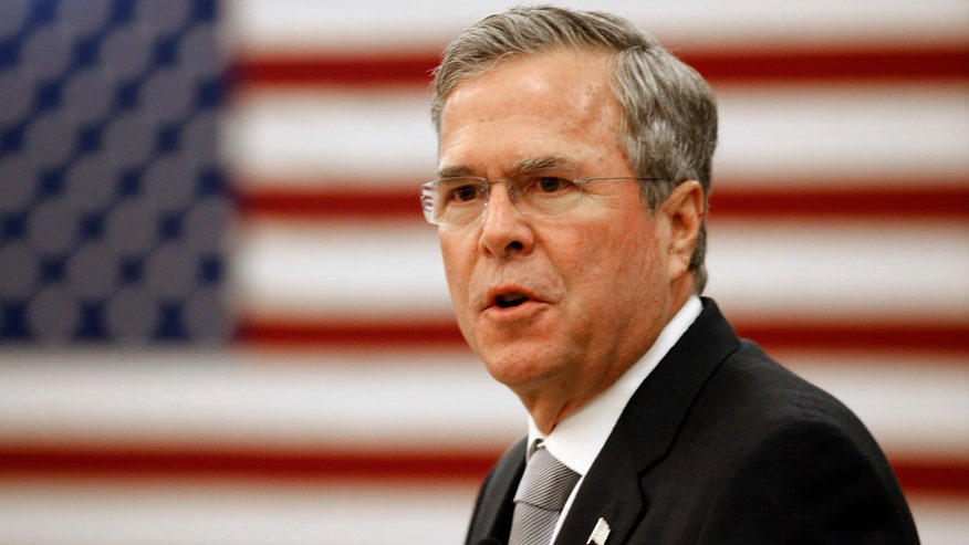 Bush discusses the war against ISIS during speech in Charleston