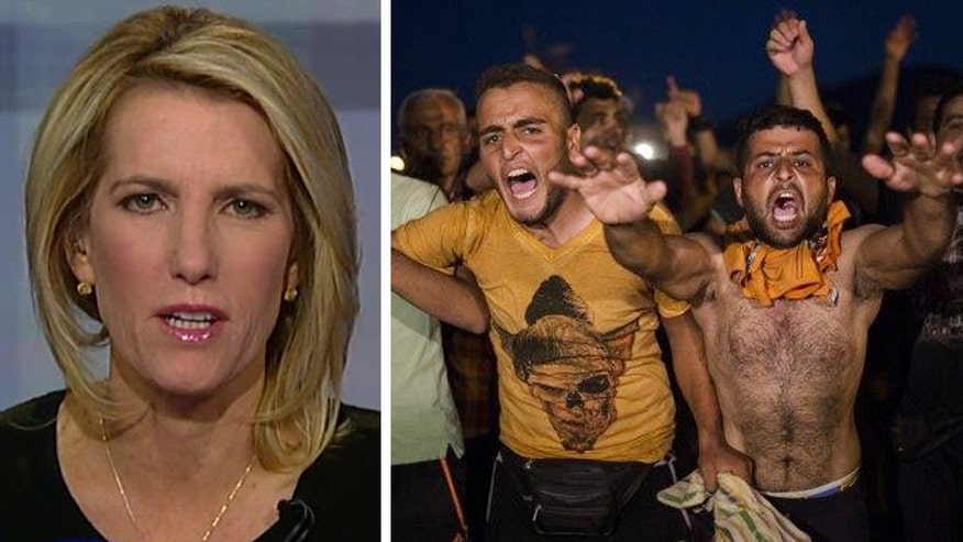 Laura Ingraham goes 'On the Record' to sound off on the debate over admitting Syrian refugees into the US in wake of the Paris terror attacks