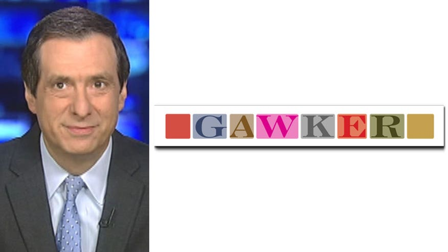 'Media Buzz' host reacts to Gawker's new focus on politics
