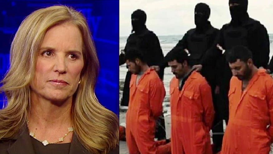 Kerry Kennedy on how the left is handling foreign policy on 'The O'Reilly Factor'