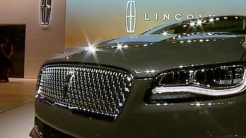 Lincoln Motor Company President Kumar Galhotra unveils the 2017 Lincoln MKZ, which debuts the brand's new look and comes with the most powerful engine the company has ever offered.