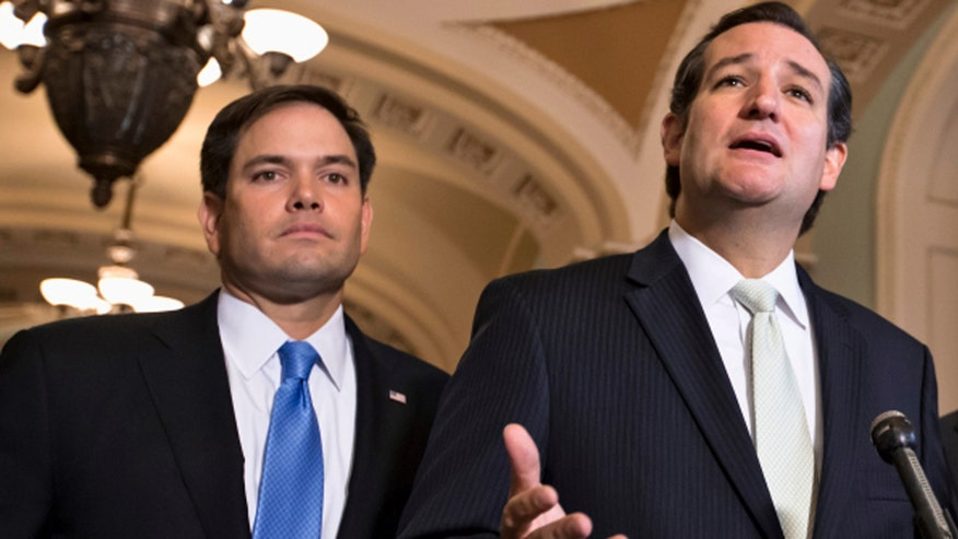 The slings and arrows are flying between rival candidates Ted Cruz and Marco Rubio. How intense will this duel get? The Weekly Standard's Daniel Halper and Brendan Bordelon of the National Review Online share their forecast with Chris Stirewalt.