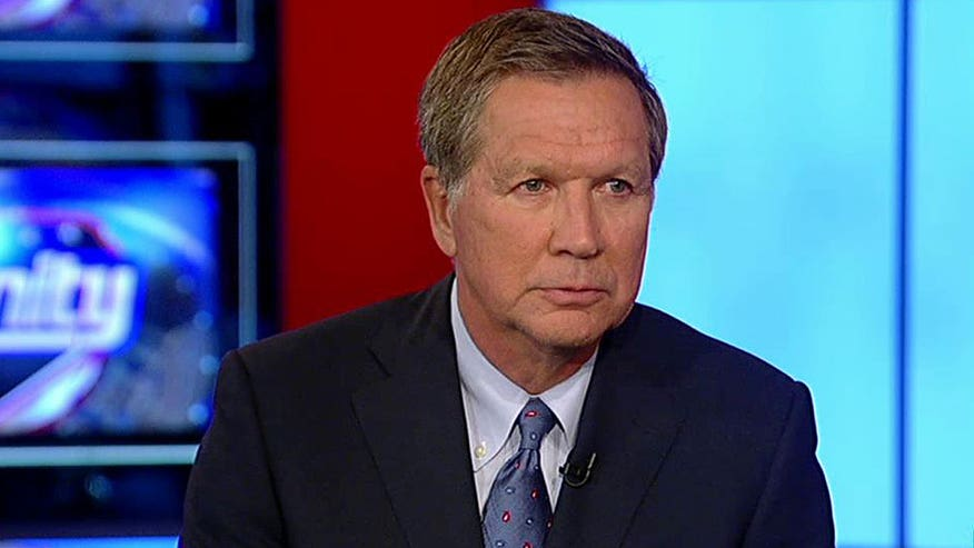 GOP candidate weighs in on Obama's strategy, Syria and the refugee crisis on 'Hannity'