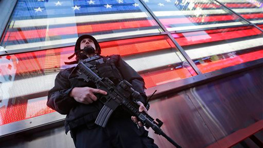 U.S. cities increasing security measures in wake of Paris, Mali terror attacks