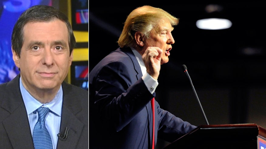 'Media Buzz' host reacts to tweets about Donald Trump from Daily Beast executive editor