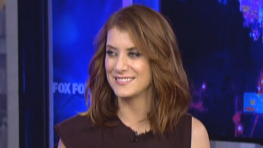 In The Zone: Actress Kate Walsh offers her tips for having a great Thanksgiving