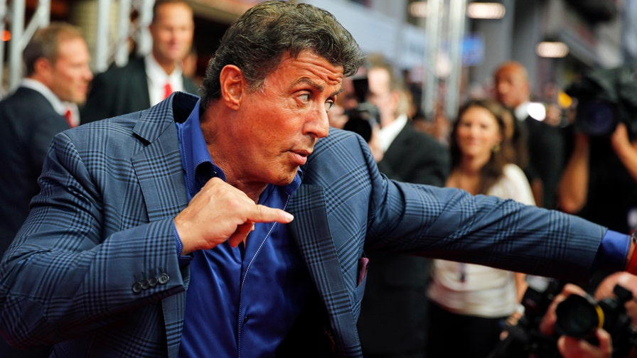 Face2Face: Sylvester Stallone talks new movie 'Creed', 'Rocky' legacy, what he's learned in the business and boxing mantras he adheres to in life outside the ring