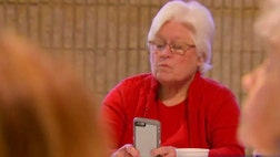 """My grandkids never call"" is a common complaint among older Americans, but an Atlanta nonprofit group has a solution: teach grandparents how to text."