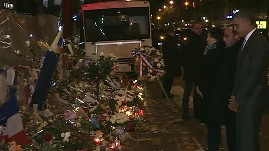 Kevin Corke reports from Paris