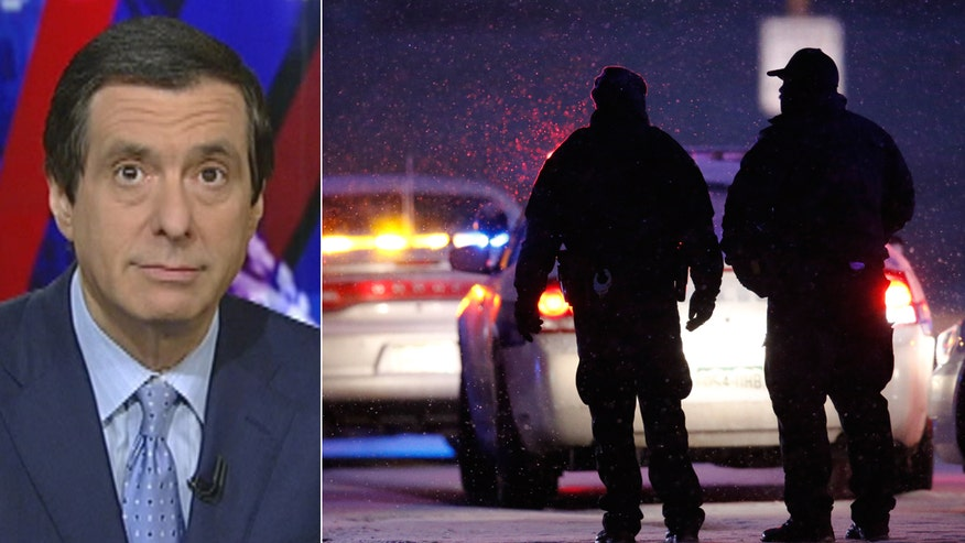 'Media Buzz' host reacts to press coverage of deadly shooting at Planned Parenthood clinic