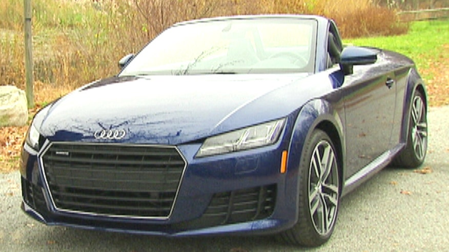 The 2016 Audi TT Roadster has style and substance.